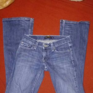 LEVIS TOO SUPERLOW 524 jeans